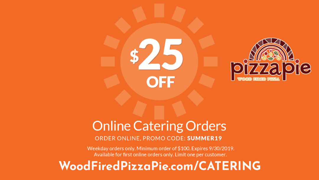 PizzaPie in Plainville & Cromwell - Catering