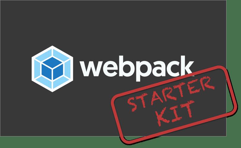 Webpack starter kit diagram