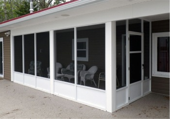 Diy Screened In Porch And Patio Kits Canadawide Delivery