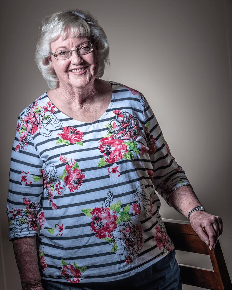 Sharon Weigle, Village on Sage resident