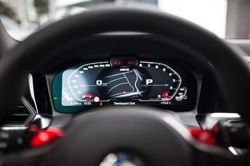 BMW M3 Competition G80 *HUD / M Driver's Pack / Laser / Keramisch / Harman-Kardon / Schaalstoelen* afbeelding 8