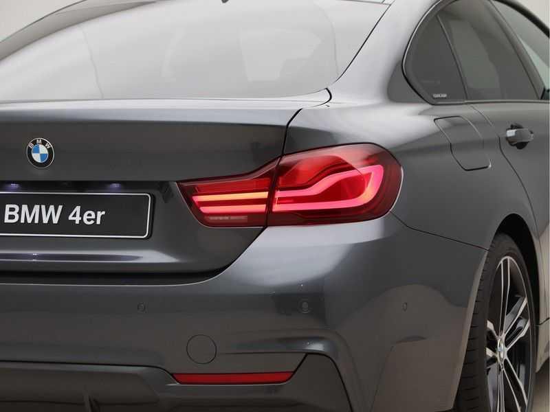 BMW 4 Serie Gran Coupé Exe. M-Sport 418i afbeelding 16
