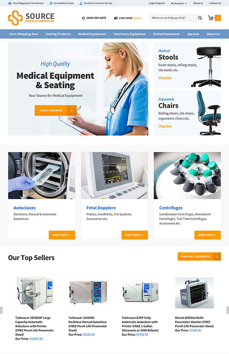 Source Medical Equipment