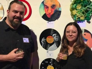 The PM Group Supports McNay's Art Vinyl Exhibit