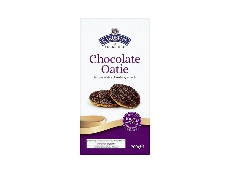 Rakusens Chocolate Oaties (200g)