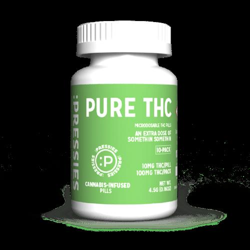Pressie THC Pill