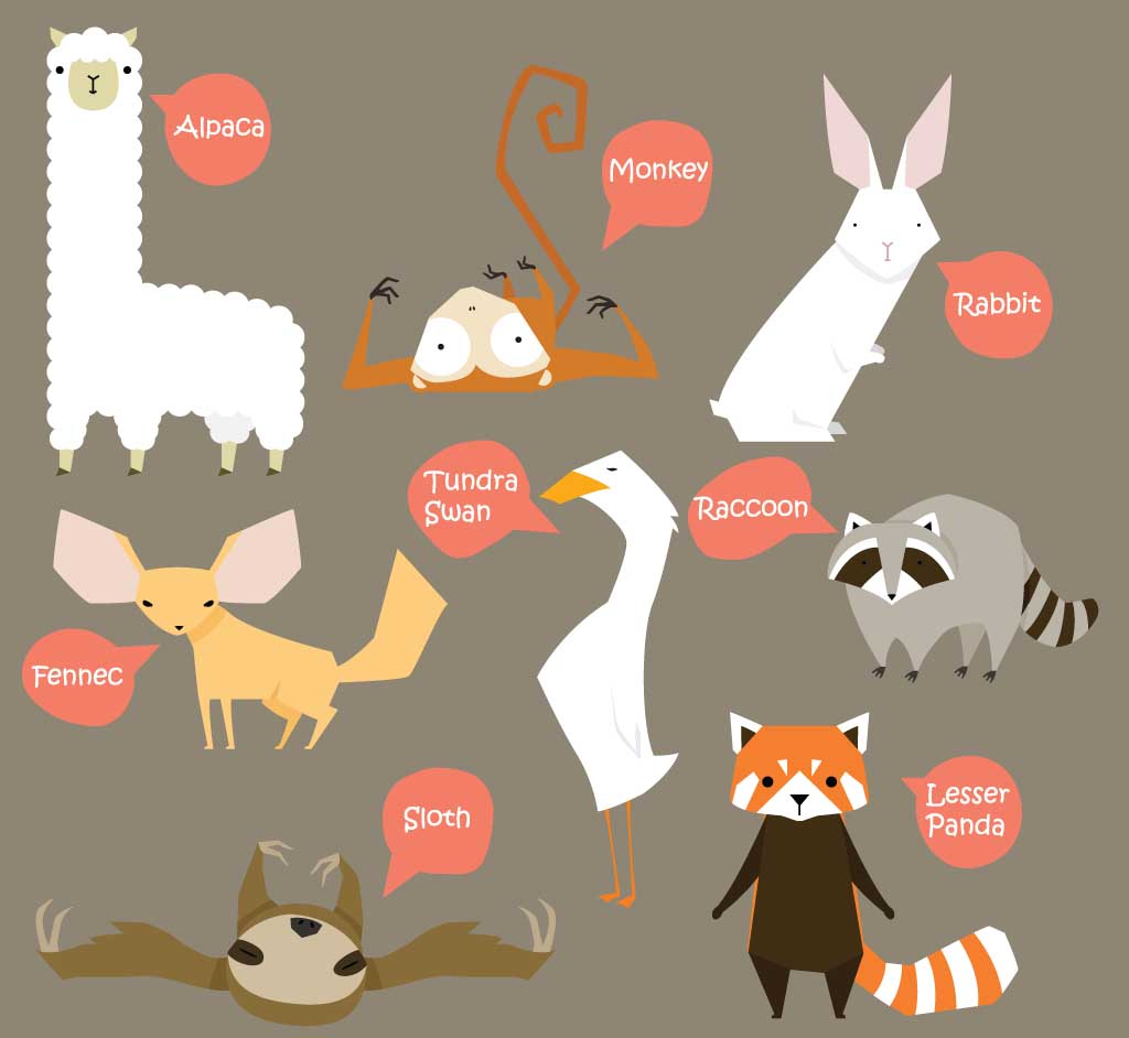 A quiz about how animals communicate