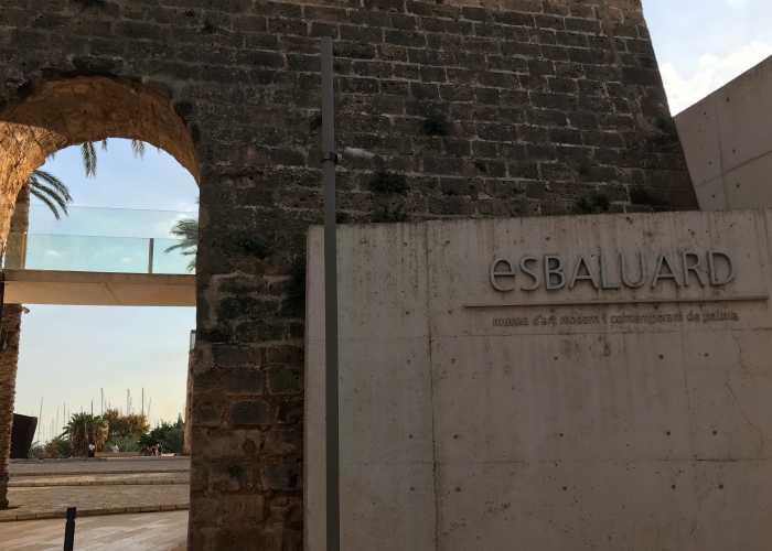 Es Baluard Palma de Mallorca, Spanien