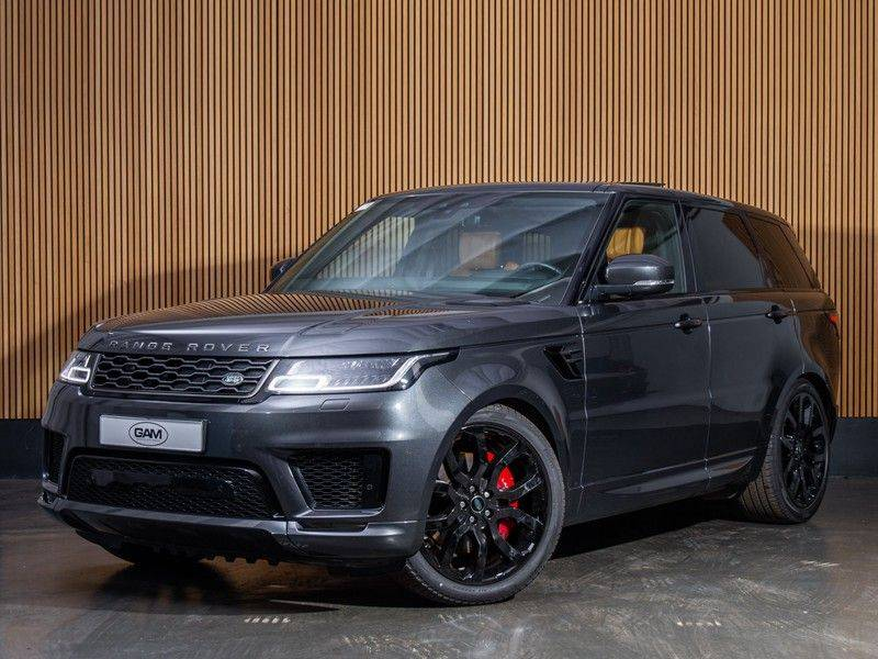 """Land Rover Range Rover Sport 2.0 P400e HSE Dynamic 22"""",PANO,MASSAGE afbeelding 1"""