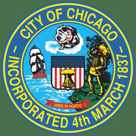 logo of City of Chicago