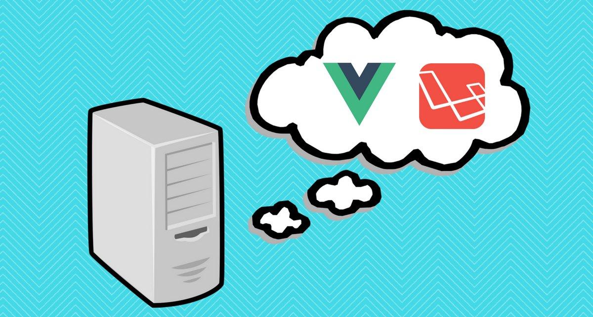 Server-Side Rendering With Laravel & Vue.js 2.5