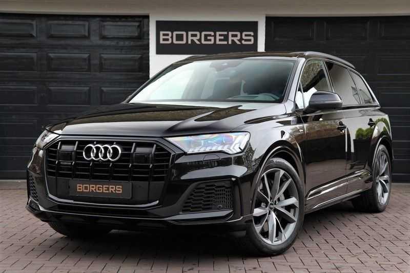 Audi Q7 55 TFSI E PANO-DAK+TOPVIEW+HEAD-UP