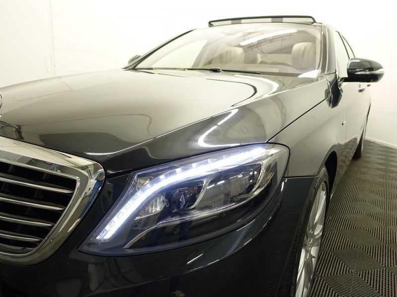 Mercedes-Benz S-Klasse 500 PLUG-IN HYBRID Lang 334pk AMG Ed Aut Pano, Head-up, Full options afbeelding 20