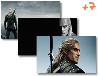 The Witcher theme pack