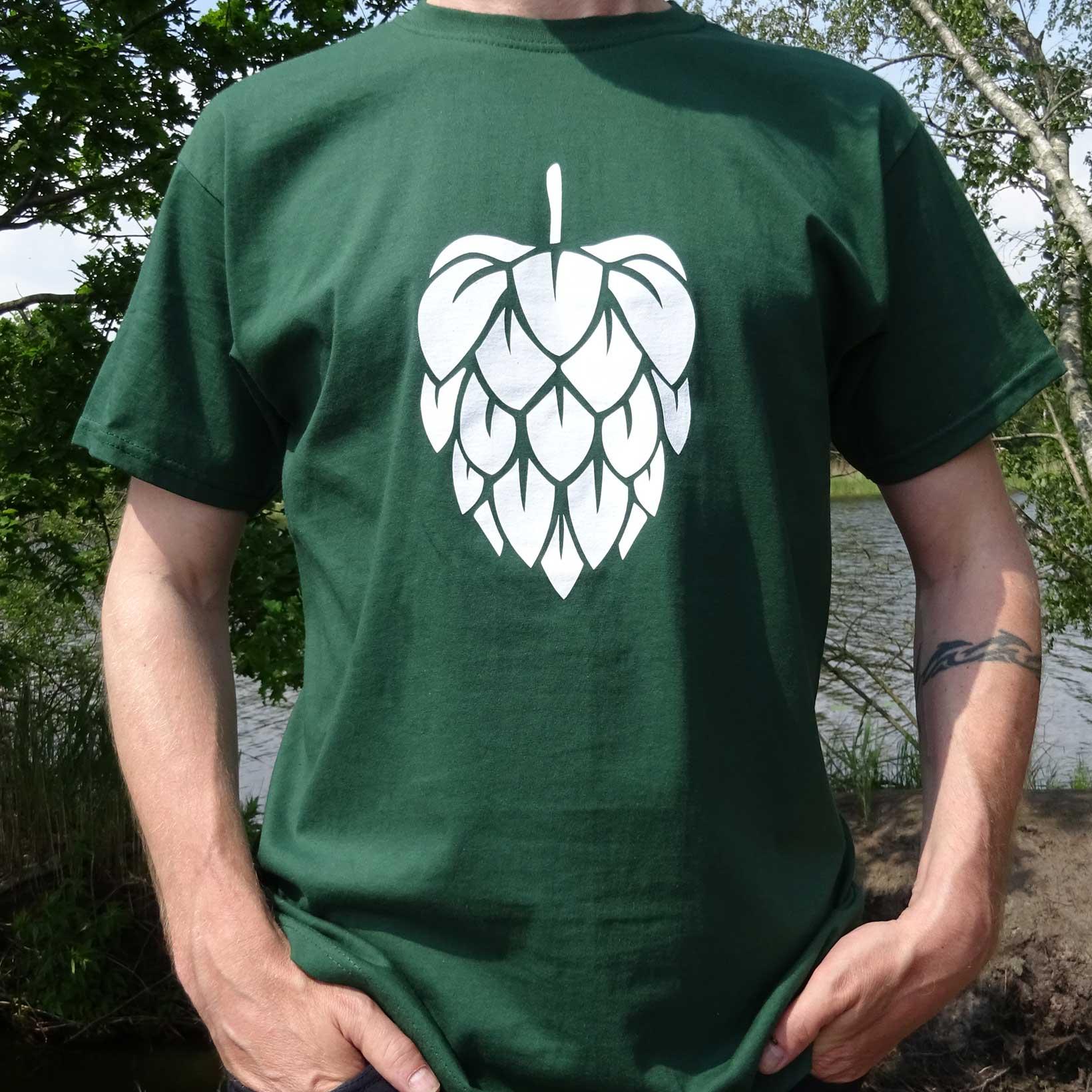 T-Shirt Hop - Green