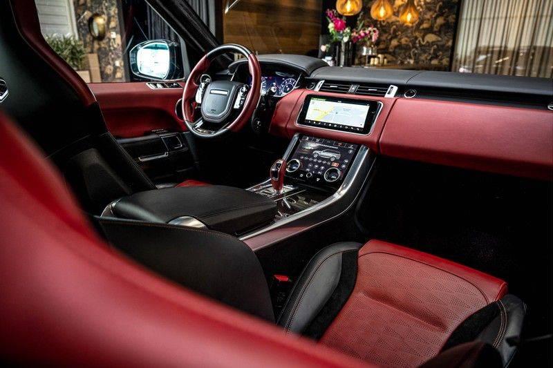 Land Rover Range Rover Sport P575 SVR | Panorama | Stoelkoeling | HUD | Carbon afbeelding 20