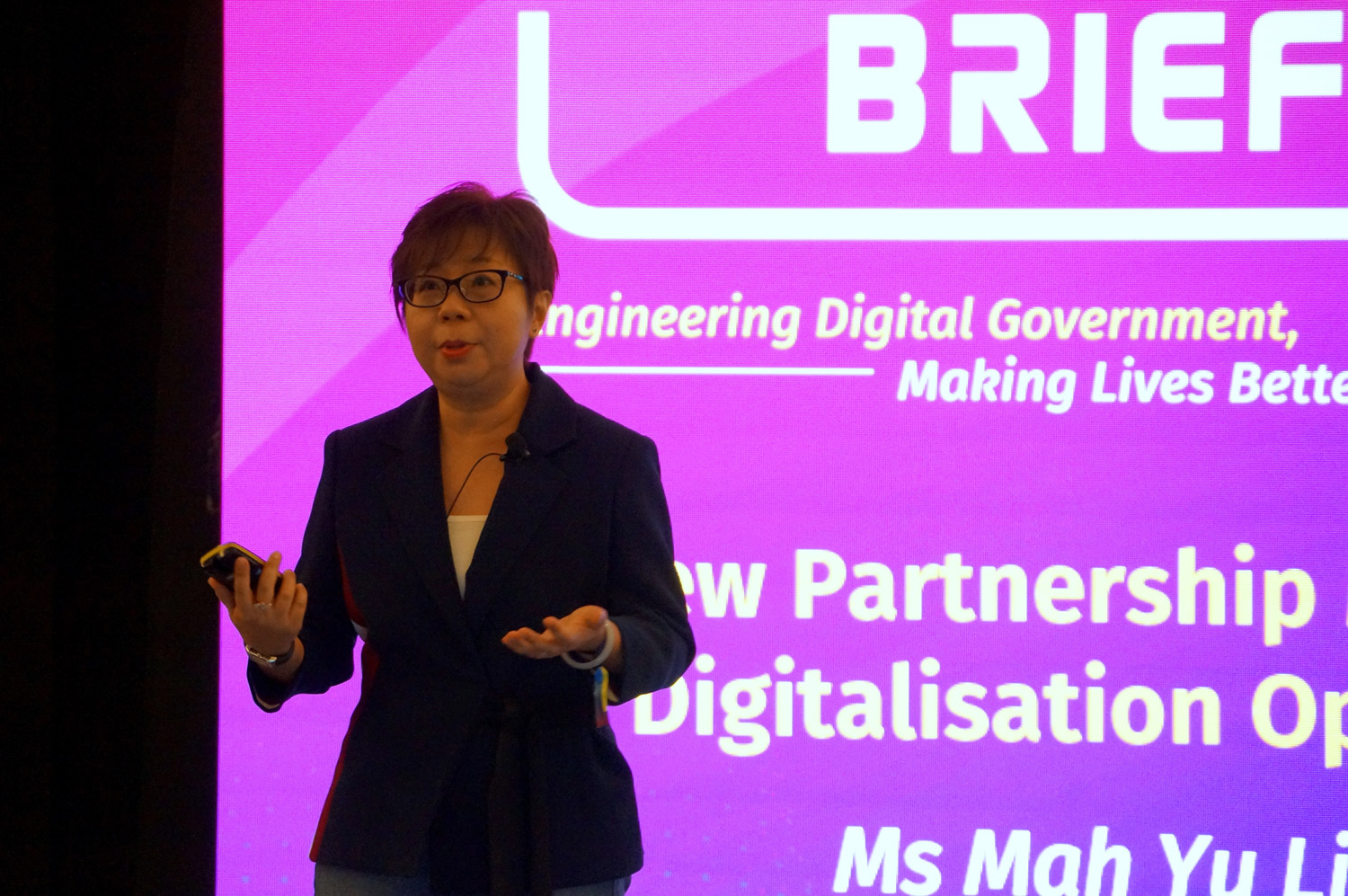 Govt to award up to $3.5b in ICT contracts, 80% open to SMEs this year