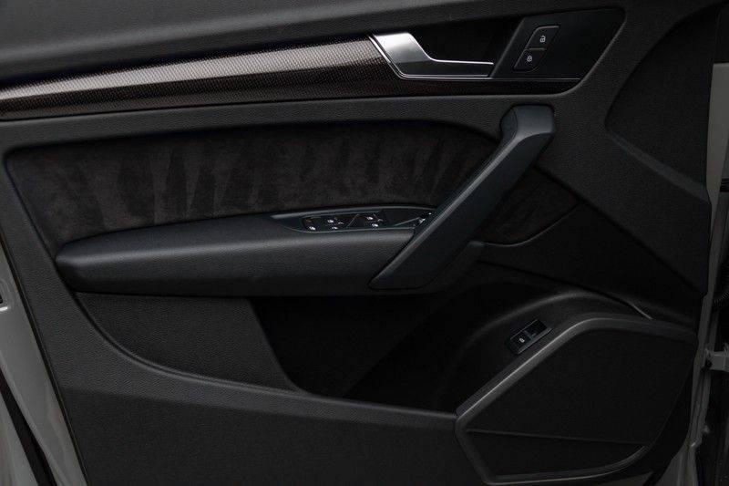Audi Q5 2.0 TFSI 252pk Quattro Black Edition Luchtvering Panoramadak ACC Valconaleder VirtualCockpit Carbon Matrix Keyless DriveSelect Navi/MMI/Touch Camera ParkAssist Pdc afbeelding 14