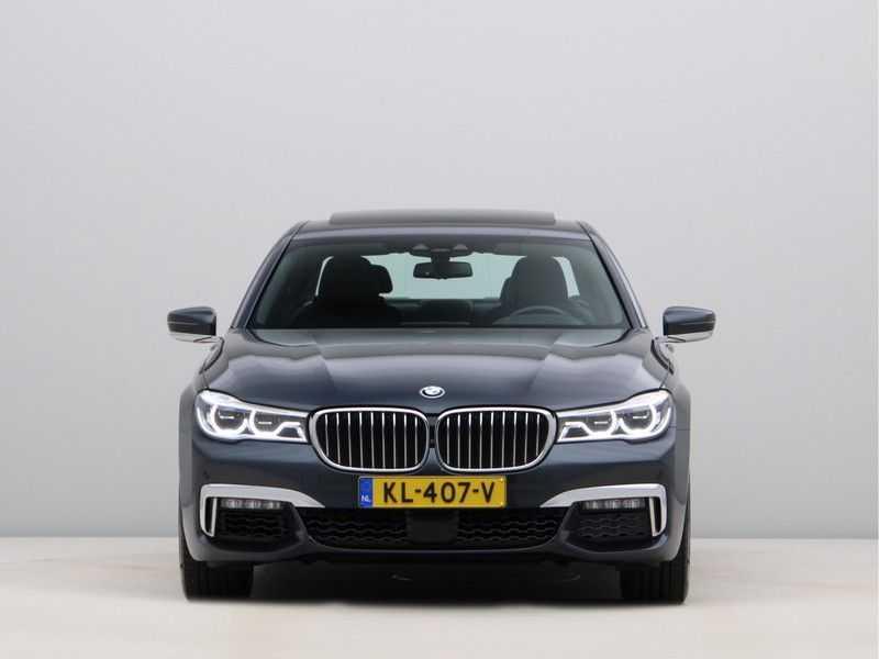 BMW 7 Serie 750i xDrive High Executive M-Sport afbeelding 4