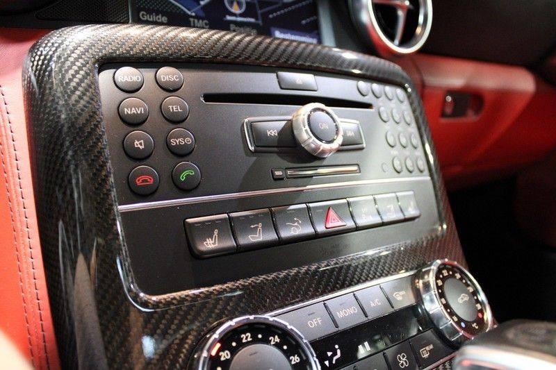 Mercedes-Benz SLS Roadster 6.3 AMG Carbon in/exterieur, B&O afbeelding 7
