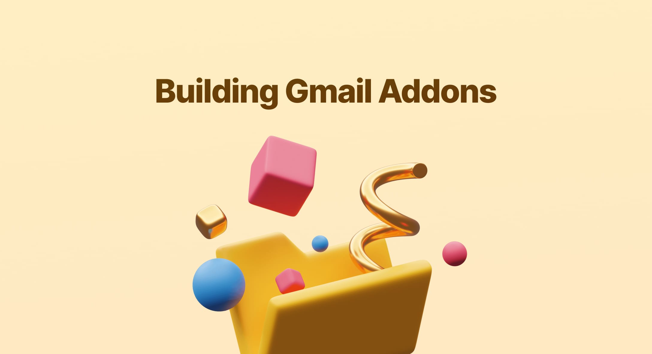 Building Gmail Addons