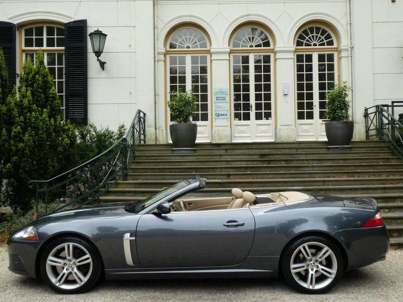 Jaguar XKR 4.2 V8 Convertible afbeelding 10