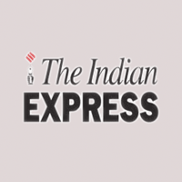 The Indian Express logo