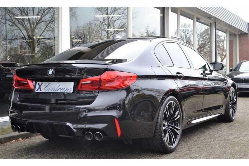 BMW M5 Schuifdak HK M Drivers Package M Stoelen afbeelding 3