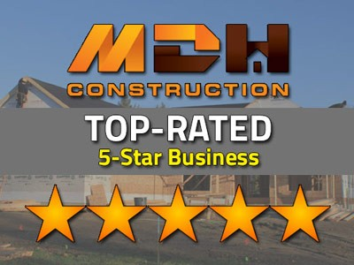 MDH Construction 5-star reviews for general contracting and home improvement projects in Plymouth, MA