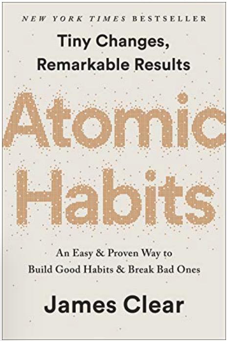 Buy Atomic Habits on Amazon
