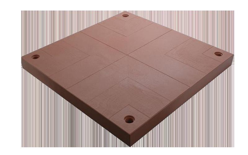 UDECX 6x8 Cedar Pad