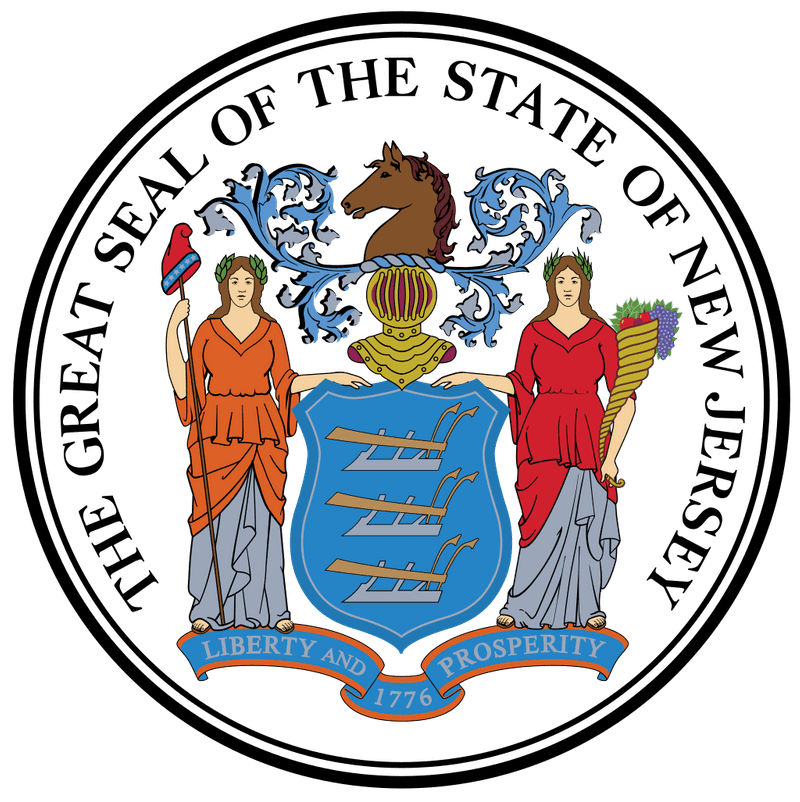 logo of State of New Jersey
