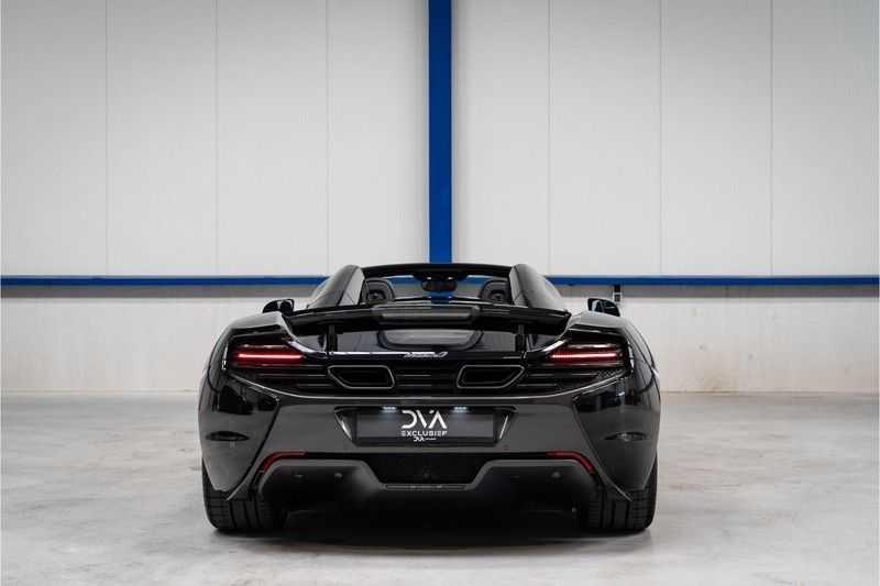 McLaren 650S SPIDER DealerOnd/LIFT/Carbon/XPELL afbeelding 5