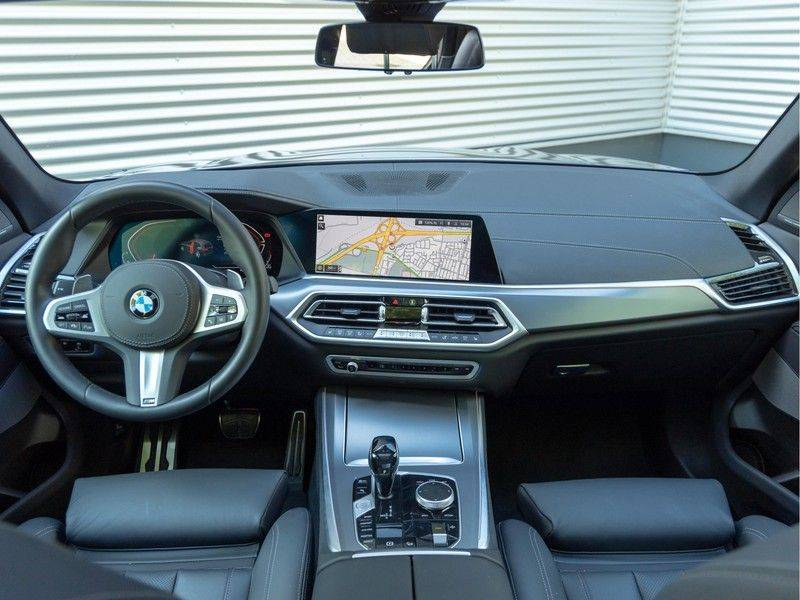 BMW X5 xDrive40i High Executive - M-Sport - 7-Zits - Luchtvering - Trekhaak - 7p afbeelding 13