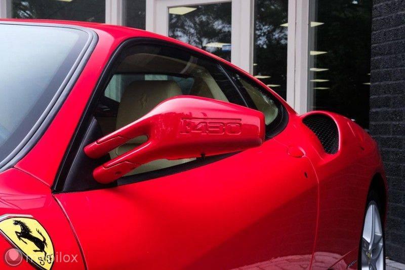 Ferrari F430 4.3 V8 | F1 | Rosso Scuderia afbeelding 12