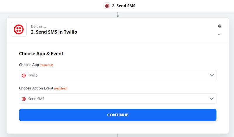twilio-zapier-integration