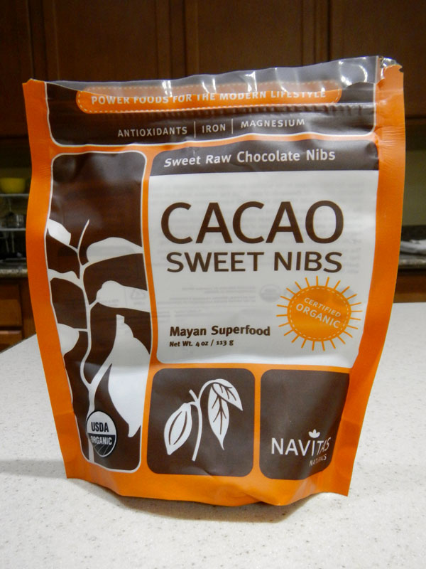 Sweetened Cacao Nibs