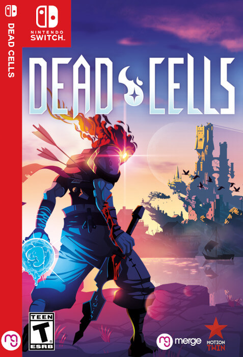 box art for the Switch game Dead Cells
