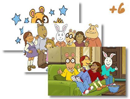 Arthur theme pack