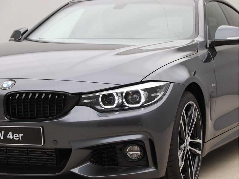 BMW 4 Serie Gran Coupé Exe. M-Sport 418i afbeelding 21
