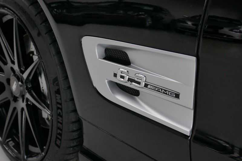 Mercedes-Benz SL-Klasse 63 AMG Performance Package - Carbon afbeelding 7