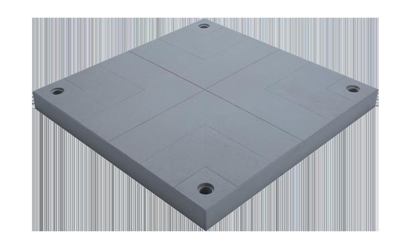 UDECX 6x8 Flint Pad