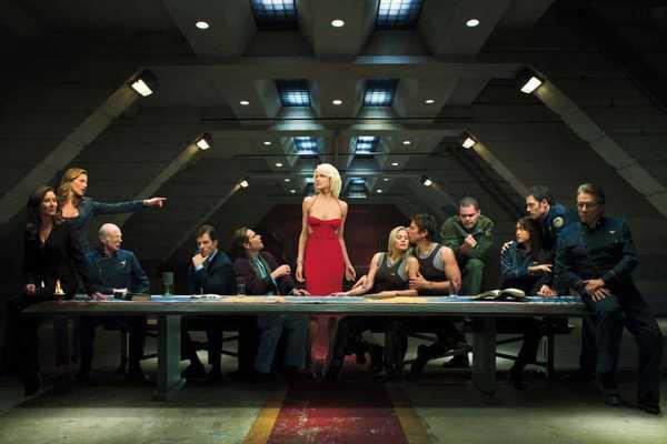 Battlestar Galactica Minisserie
