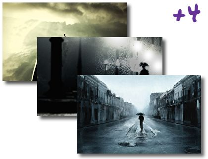 Alone theme pack