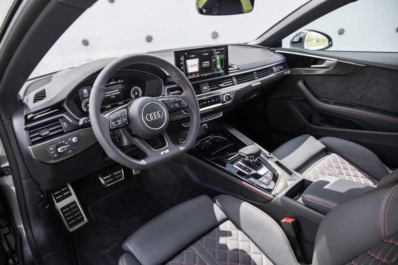 Audi A5 Coupé 45 TFSI quattro S edition Edition One   2 x S-Line   Navigatie   360 Camera  Head-Up Display   Leder/carbon interieur   Matrix LED   S-Sportstoelen   Garantie tot 10-2025* afbeelding 17