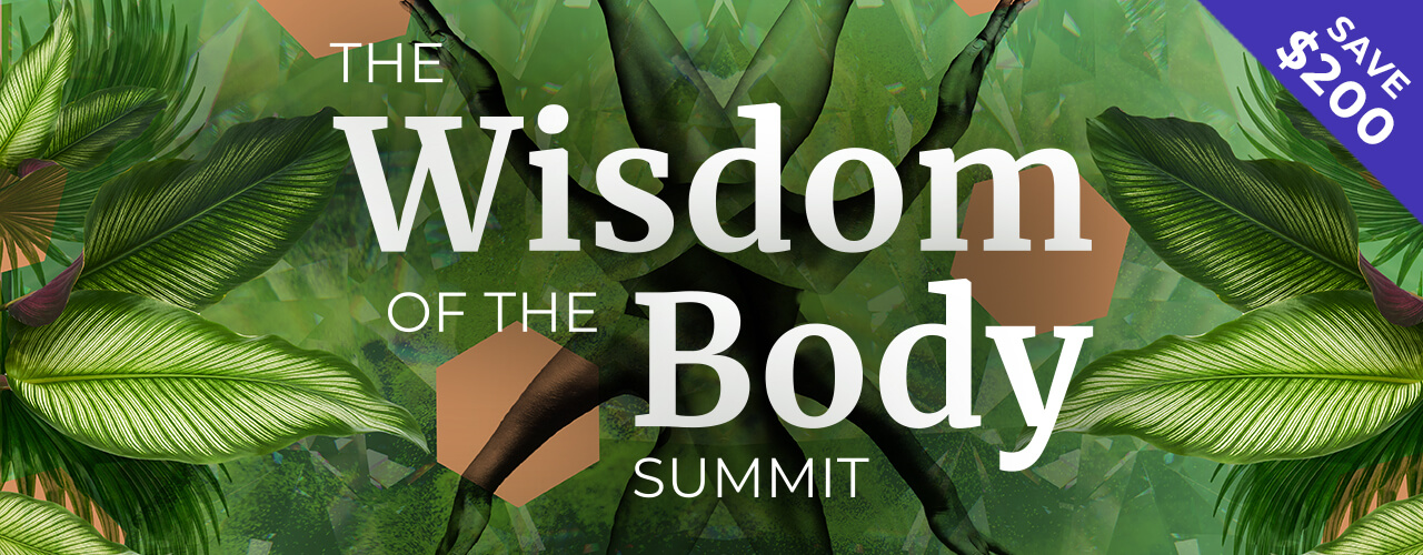 Receive Lifetime Access with the Wisdom of the Body Upgrade Package