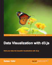 Data Visualization with d3.js cover