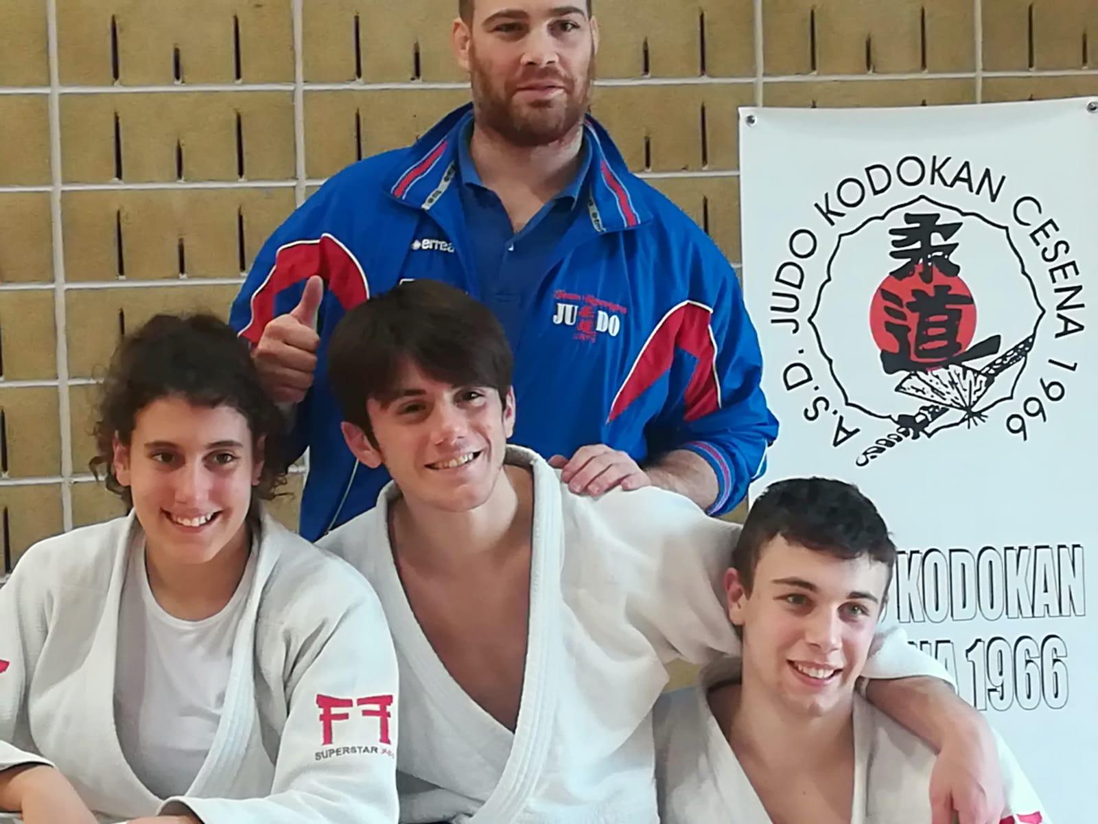 Danilo, Maia, Francesco, Filippo