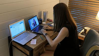 Teaching Remote Math During COVID