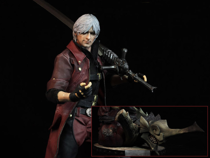 Asmus Toys Devil May Cry 4 Dante (Luxury Edition) 1/6 Scale Figure